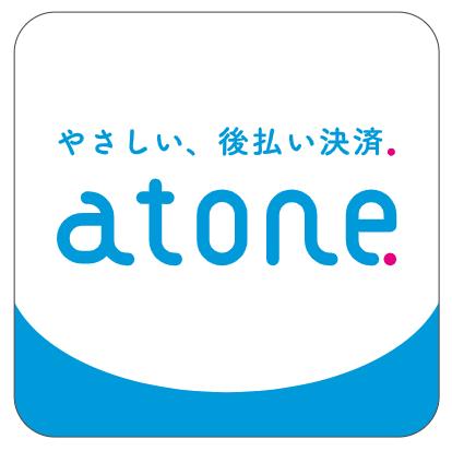 atoneステッカー